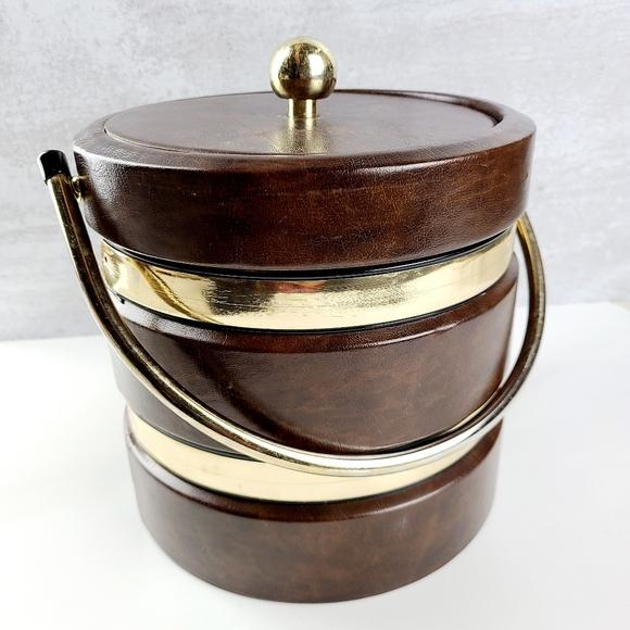 《Vintage》Ice bucket